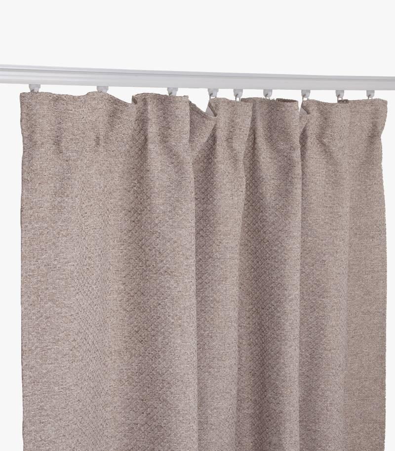 Woven Blackout Curtain