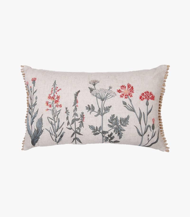 Print & Embroidery Cushion